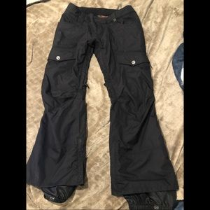 Burton Pants - Women's Burton Lucky pant black